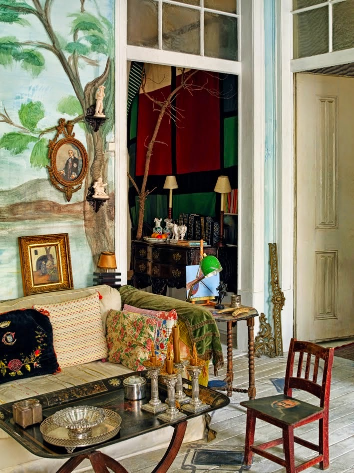bohemian homes interior design eclectic